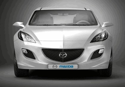 2008 Mazda 3 concept 8