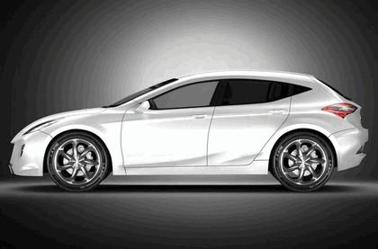 2008 Mazda 3 concept 9