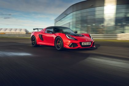 2021 Lotus Exige Sport 420 final edition 25