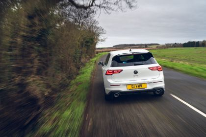 2021 Volkswagen Golf ( VIII ) GTI Clubsport - UK version 8