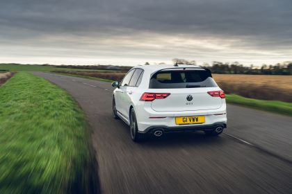 2021 Volkswagen Golf ( VIII ) GTI Clubsport - UK version 13