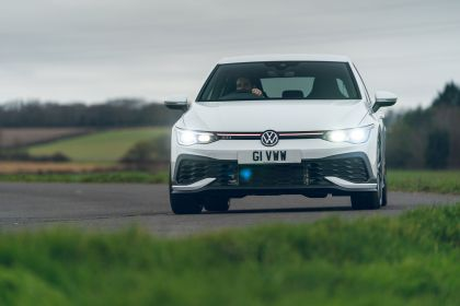 2021 Volkswagen Golf ( VIII ) GTI Clubsport - UK version 21