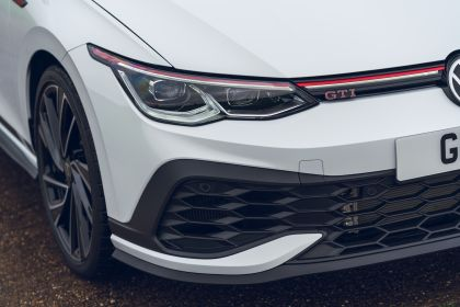 2021 Volkswagen Golf ( VIII ) GTI Clubsport - UK version 47