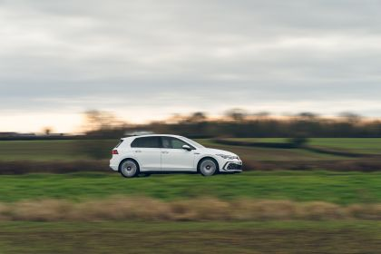 2021 Volkswagen Golf ( VIII ) GTD - UK version 19