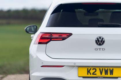 2021 Volkswagen Golf ( VIII ) GTD - UK version 29