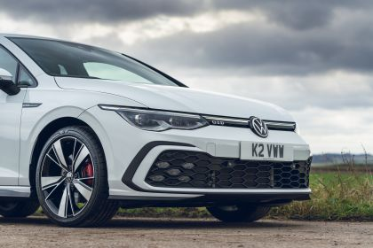 2021 Volkswagen Golf ( VIII ) GTD - UK version 41