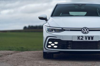 2021 Volkswagen Golf ( VIII ) GTD - UK version 47