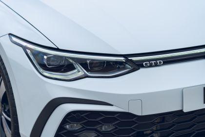 2021 Volkswagen Golf ( VIII ) GTD - UK version 49