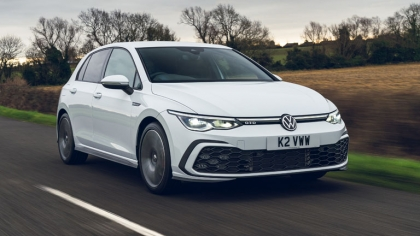 2021 Volkswagen Golf ( VIII ) GTD - UK version 8