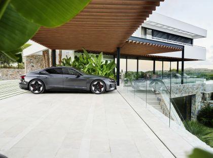 2022 Audi RS e-tron GT 9