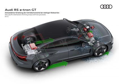 2022 Audi RS e-tron GT 34