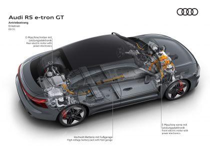 2022 Audi RS e-tron GT 36