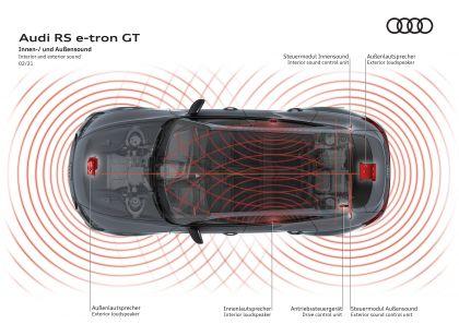 2022 Audi RS e-tron GT 41