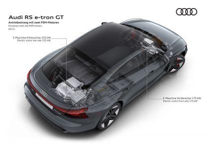 2022 Audi RS e-tron GT 42