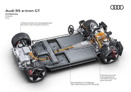 2022 Audi RS e-tron GT 43