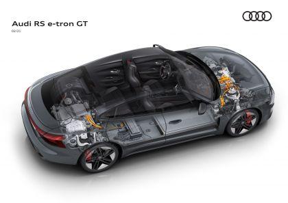 2022 Audi RS e-tron GT 47