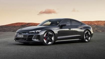 2022 Audi RS e-tron GT 5