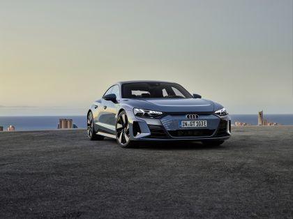 2022 Audi e-tron GT quattro 1