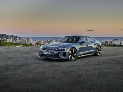 2022 Audi e-tron GT quattro 3