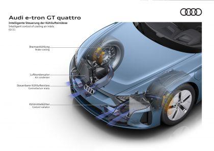2022 Audi e-tron GT quattro 36