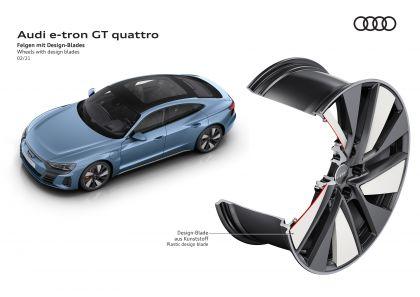 2022 Audi e-tron GT quattro 38