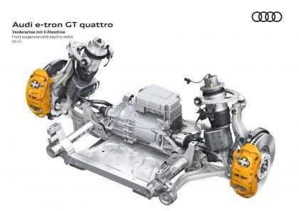 2022 Audi e-tron GT quattro 42