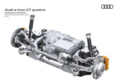 2022 Audi e-tron GT quattro 44