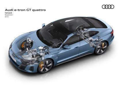 2022 Audi e-tron GT quattro 46