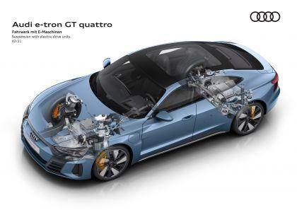 2022 Audi e-tron GT quattro 47