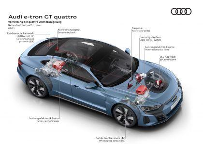 2022 Audi e-tron GT quattro 49