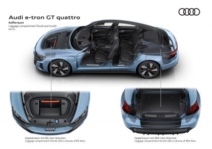 2022 Audi e-tron GT quattro 50