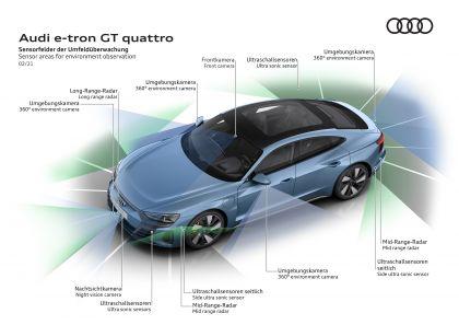 2022 Audi e-tron GT quattro 51