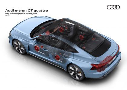 2022 Audi e-tron GT quattro 55