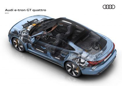 2022 Audi e-tron GT quattro 56