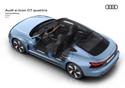 2022 Audi e-tron GT quattro 57