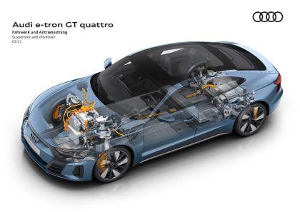 2022 Audi e-tron GT quattro 62