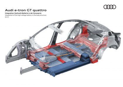 2022 Audi e-tron GT quattro 68