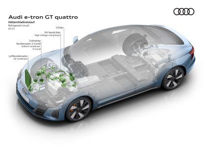 2022 Audi e-tron GT quattro 69