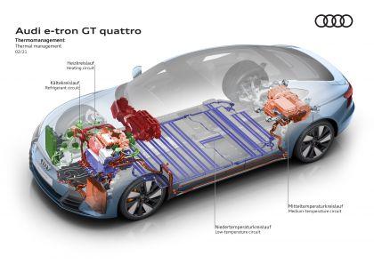 2022 Audi e-tron GT quattro 71