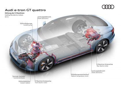 2022 Audi e-tron GT quattro 73