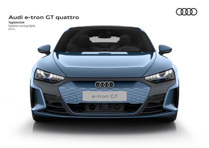 2022 Audi e-tron GT quattro 74
