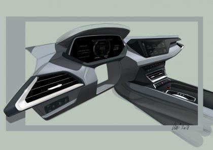2022 Audi e-tron GT quattro 94
