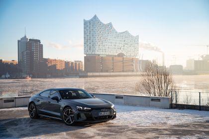 2022 Audi e-tron GT quattro 121