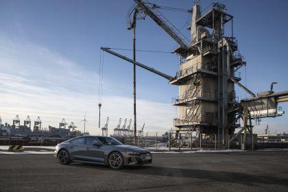 2022 Audi e-tron GT quattro 124
