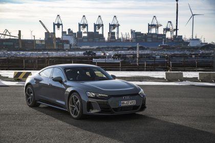 2022 Audi e-tron GT quattro 125