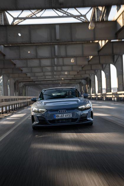 2022 Audi e-tron GT quattro 128