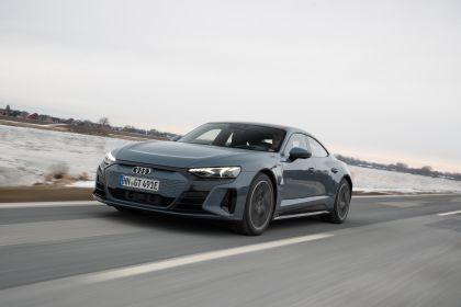 2022 Audi e-tron GT quattro 129