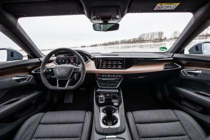 2022 Audi e-tron GT quattro 138