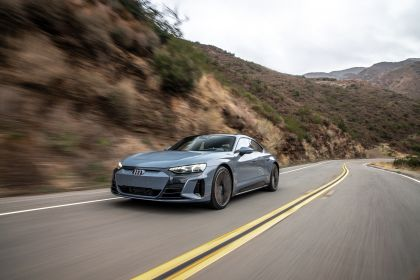 2022 Audi e-tron GT quattro 154