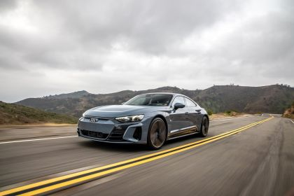 2022 Audi e-tron GT quattro 156